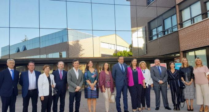 La Comunidad de Madrid traslada a las víctimas del terrorismo su firme respaldo y compromiso
