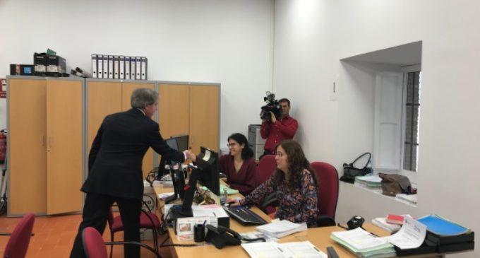 La Comunidad De Madrid Unifica Los Juzgados De Aranjuez En