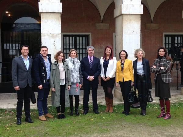 La comunidad de madrid unifica los juzgados de aranjuez en for Sede de la presidencia de la comunidad de madrid