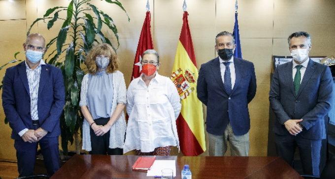 La Comunidad de Madrid y Cruz Roja colaboran para reforzar la protección a los ciudadanos de la región