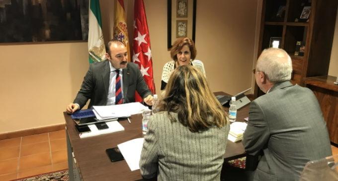 La Comunidad de Madrid y la Junta de Andalucía coordinarán medidas en materia de empleo y formación