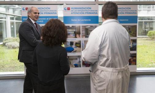 La Comunidad desarrolla un programa para crear espacios más humanizados y accesibles en 40 centros de salud