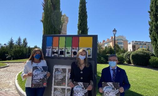 Campaña para concienciar a los madrileños sobre la manera correcta de desechar las mascarillas y los guantes usados