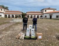 La Comunidad dona más de 100 kilos de alimentos a ACYRE Madrid para la elaboración de menús solidarios