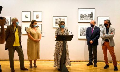 La Comunidad, en la presentación de la exposición Galdós en el laberinto de España