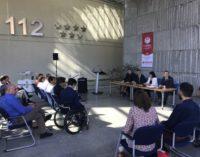 La Comunidad entrega los diplomas del curso de pilotos de drones a personas con discapacidad física y orgánica