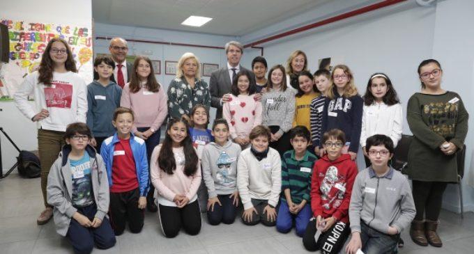 La Comunidad de Madrid estrena unidades didácticas para concienciar a los alumnos sobre el terrorismo y sus víctimas