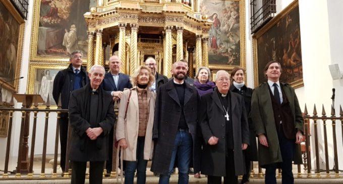 Finalizan las obras de restauración de las cubiertas de la iglesia de Santa María la Mayor