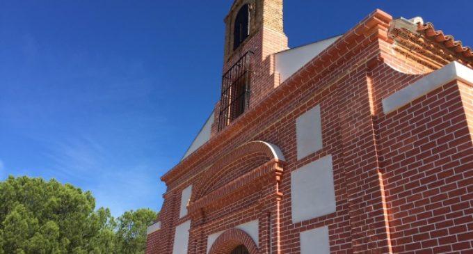 La Comunidad finaliza los trabajos de restauración de la Ermita de Nuestra Señora del Espino