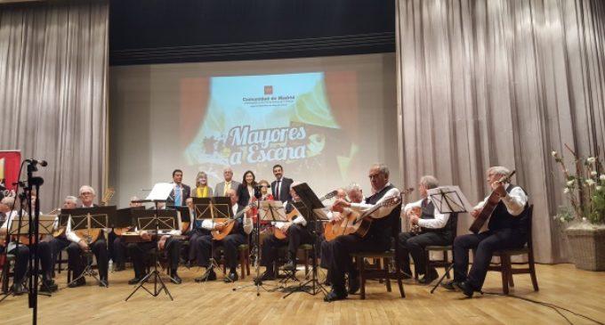 La Comunidad fomenta la participación de los mayores madrileños en actividades artísticas