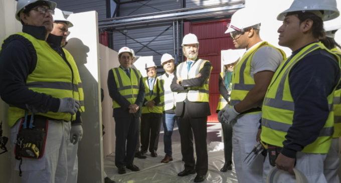 La Comunidad generará 50.000 empleos en el sector de la construcción en los próximos años