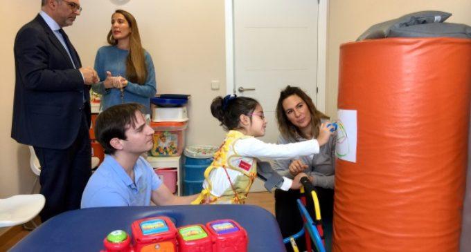 La Comunidad ha atendido en lo que va de año a 4.626 niños en centros de atención temprana, un 6,3 % más que en todo 2016
