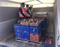La Comunidad ha donado, desde enero, 15.000 kilos de alimentos al Banco de Alimentos de Madrid