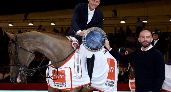 La Comunidad impulsa la hípica y el sector turístico con el patrocinio de la Madrid Horse Week