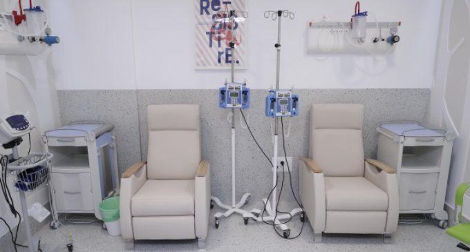 La Comunidad inaugura la nueva Unidad de Oncología del Adolescente del Hospital Niño Jesús para pacientes de entre 14 y 18 años