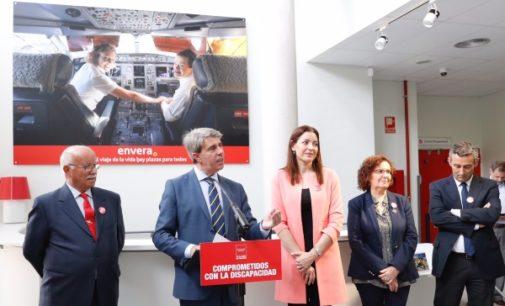 Garrido inaugura una nueva residencia con 45 plazas para personas con discapacidad intelectual
