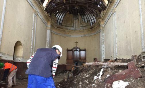 La Comunidad invierte 3,6 millones de euros en la rehabilitación de la Iglesia y Convento de la Sagrada Familia de Pinto