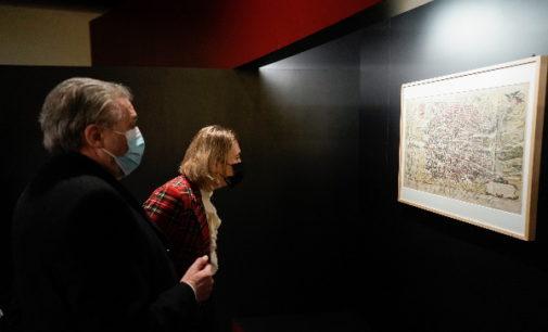 Una muestra traslada a los visitantes a  la corte de los Austrias a través de los códices de Leonardo da Vinci en los proyectos de artistas e ingenieros