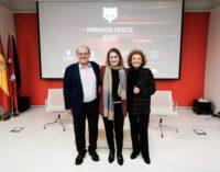 La Comunidad participa en el homenaje a Julia y Emilio Gutiérrez Caba, Premio Feroz de Honor
