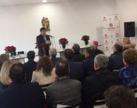 La Comunidad participa en la inauguración de un Centro de atención a mayores en pueblos afectados por el despoblamiento