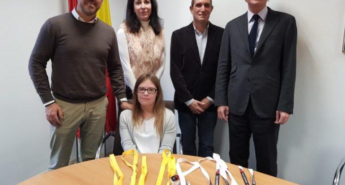La Comunidad promueve el deporte inclusivo y felicita a Camino Martínez de la Riva por sus logros deportivos