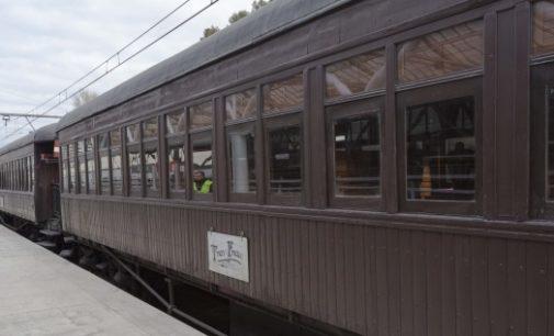 La Comunidad promueve el turismo cultural apoyando una nueva temporada del Tren de la Fresa