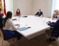 La Comunidad reúne a la Federación de Municipios de Madrid para presentarles la Estrategia frente al COVID-19