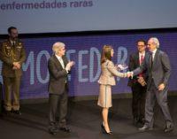 La Comunidad de Madrid recibe el premio al mejor proyecto de Formación en Enfermedades Raras otorgado por FEDER