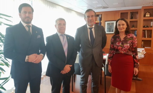 La Comunidad de Madrid traslada el apoyo de los madrileños a las víctimas de terrorismo en Cataluña