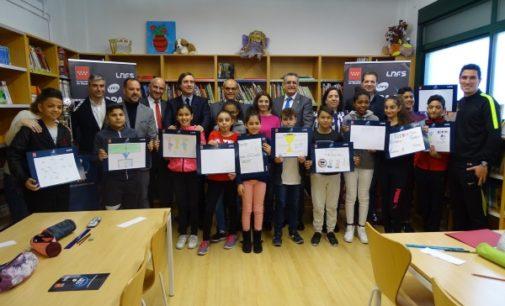La Comunidad y la Liga Nacional de Fútbol Sala (LNFS) se unen en una nueva iniciativa para luchar contra el acoso escolar