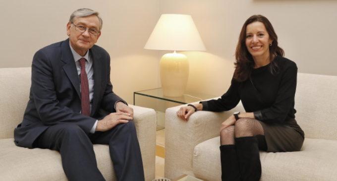 La Comunidad y la World Leadership Alliance-Club de Madrid trabajan juntos por los valores democráticos