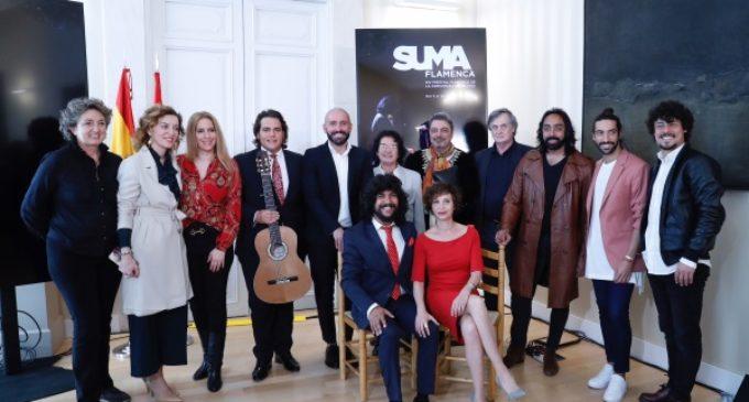 La XIV edición del festival Suma Flamenca llevará 27 espectáculos a 8 espacios de la Comunidad de Madrid
