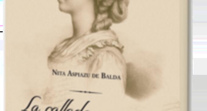 """Libros: """"La callada memoria del olvido"""" de Nita Aspiazu de Balda"""