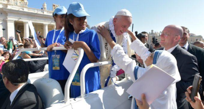 El Papa: La misericordia de Dios es una acción concreta