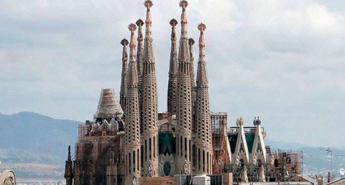 Terroristas en Barcelona planeaban atacar Iglesia de la Sagrada Familia