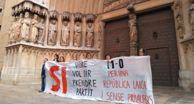 La Cataluña independiente de la CUP: retirada de conciertos a los colegios religiosos