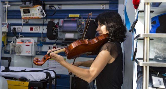 Las nuevas UVIs móviles del SUMMA 112 incorporarán música clásica durante los traslados