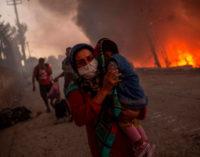 Lesbos: Red CLAMOR pide corredores humanitarios para refugiados de Moria