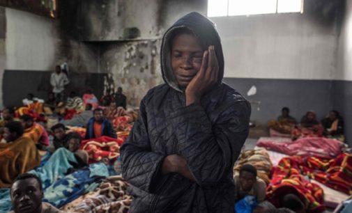Libia, donde mueren los derechos humanos