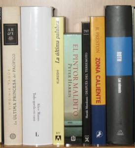 Libros recortados