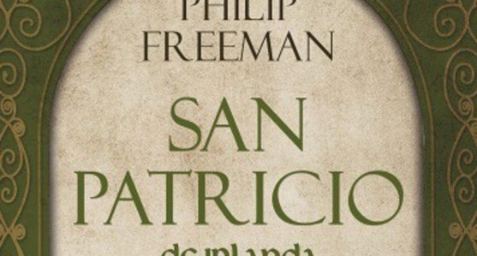 """Libros: """"San Patricio de Irlanda"""" de Philip Freeman publicado por editorial Palabra"""