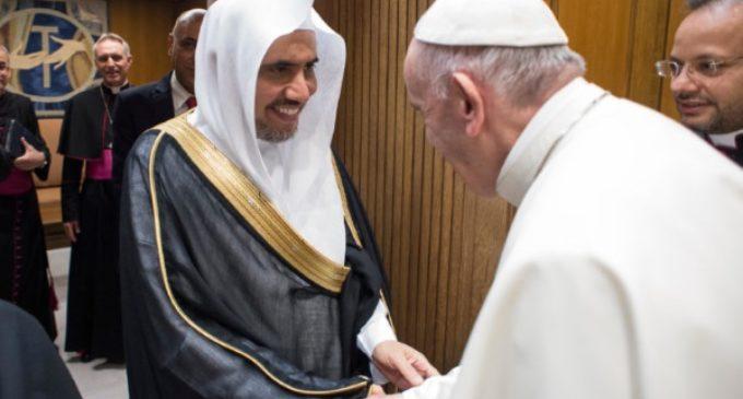 Vaticano y Liga Musulmana Mundial contra el fundamentalismo