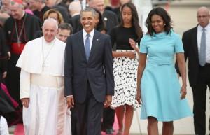 Llegada del Papa 4