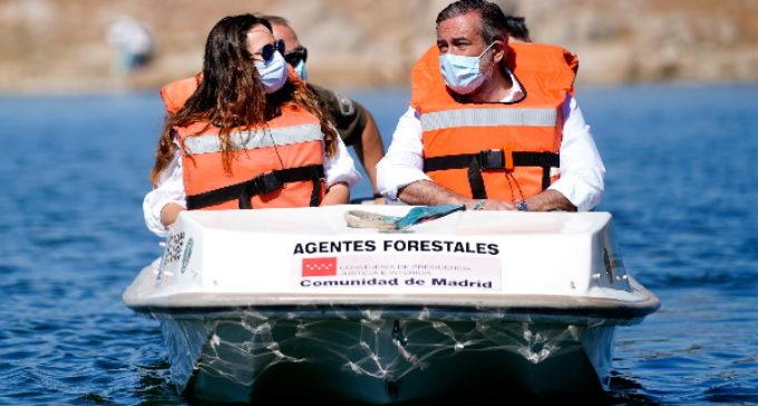Los Agentes Forestales regionales realizaron casi 1.000 actuaciones relacionadas con la pesca en 2019