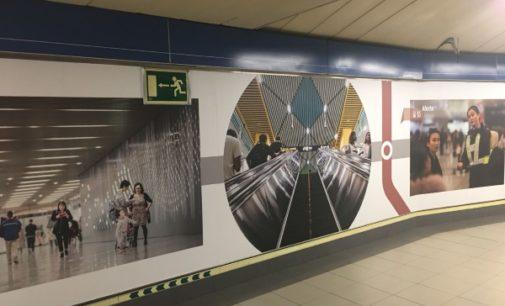 Los Metros de Madrid y Shanghái se unen para promocionarse en sus respectivos países