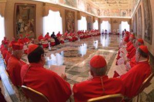 los-cardenales-con-el-papa-francisco-durante-el-concistorio-foto-osservatore-romano