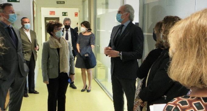 Los centros de salud de la Comunidad de Madrid, atendieron, durante 2020,   48,8 millones de consultas