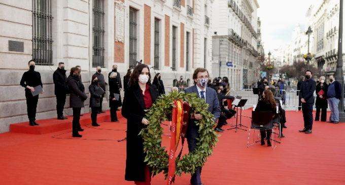 Los madrileños rinden homenaje a las víctimas del 11-M en el 17º aniversario de los atentados