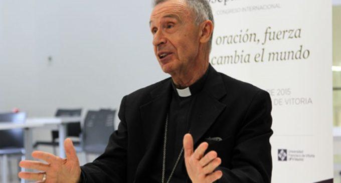 El español Luis Ladaria sustituye al cardenal Müller al frente de Doctrina de la Fe
