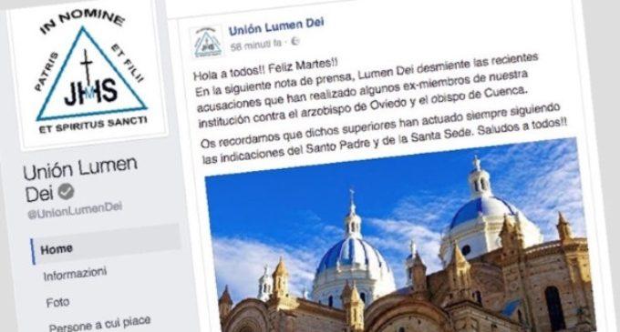 Lumen Dei desmiente acusaciones y defiende a los obispos de Oviedo y de Cuenca